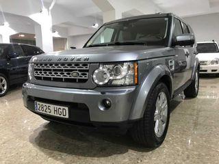 Land-Rover Discovery 4 3.0 SDV6 SE 245CV 7 PLAZAS
