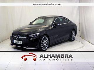 Mercedes-Benz Clase C COUPE 250 D AUTO
