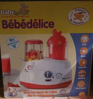 Robot de cocina Bèbèdelice