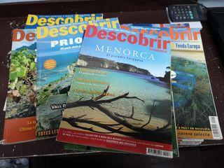 Revista Descobrir Catalunya