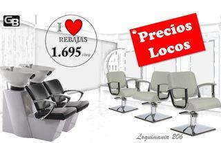 ¡Nuevo! Muebles de peluquería 206