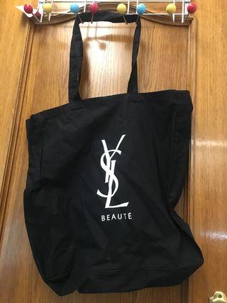 Tote bag/bolsa algodón YSL