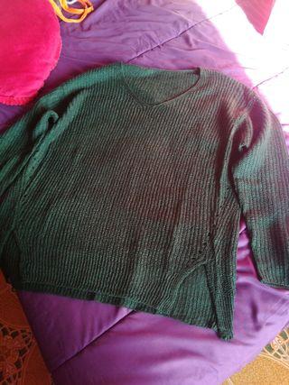 jersey verde pico la talla xl
