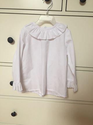 Camisa lapeppa niña