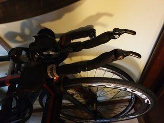 Bicicleta de triatlon