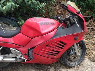 Suzuki motor GN 76
