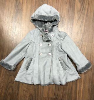 Abrigo talla 4 Freestyle, Corte Inglés