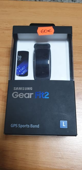 Samsung Gear Fit 2 negro original