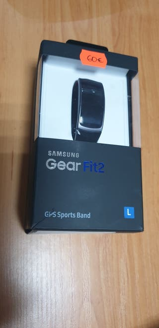Samsung Gear Fit 2 correa roja original