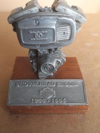 HARLEY DAVIDSON MOTOR SHOVEL
