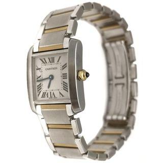 Reloj Cartier modelo Tanq francés