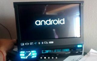 radio 1 din android automatica nueva