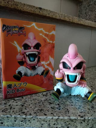 figura Kid Buu Dragón ball