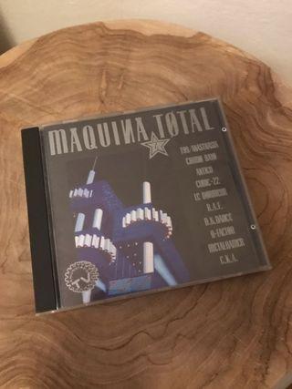 Cd Maquina Total