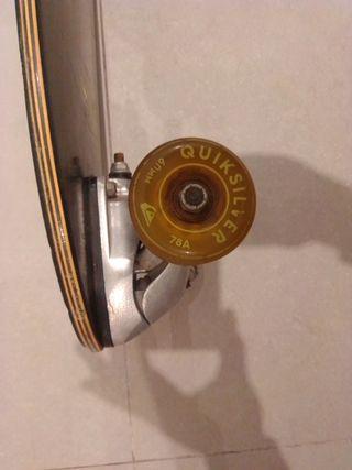 skate carver quiksilver