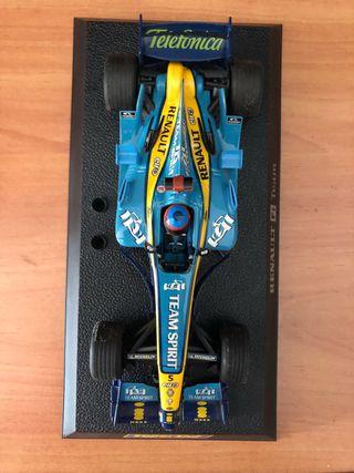 SCALEXTRIC - RENAULT F1 (Fernando Alonso)