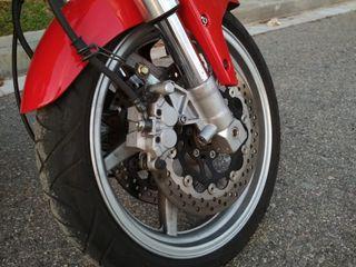 Moto Hyosung comet 650