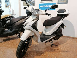 Daelim S16 125 (motos)(zaragoza)(nueva)(scooter)