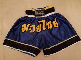 pantalón-short CHARLIE MuayThai, kick boxing,boxeo