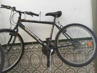bicicleta de montaña marca orbita.