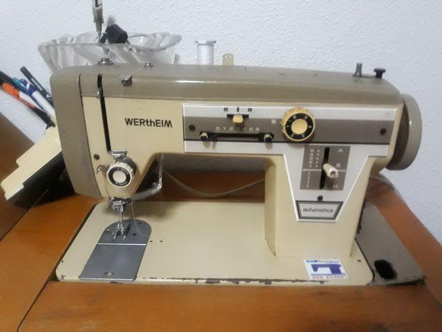 Máquina coser automática Wertheim de segunda mano por 195