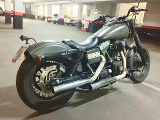 Harley Davidson Street Bob 2006