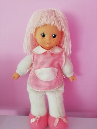 Muñeca famosa años 80