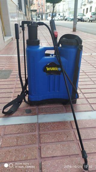 fumigador a presión 15 litro