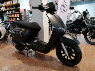 Daelim Besbi 125 (moto)(zaragoza)(nueva)(scooter)
