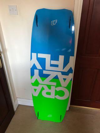 Kite-board / Wakeboard CrazyFly 145x48