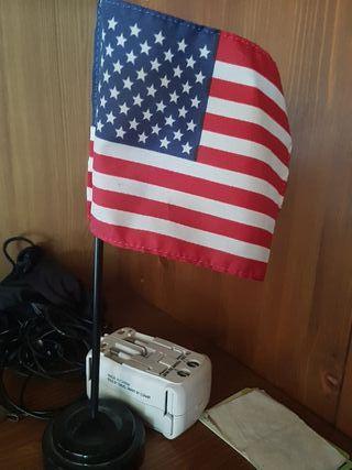 bandera pequeña despacho EEUU