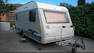 Caravana Sun Roller Queen 440 T2