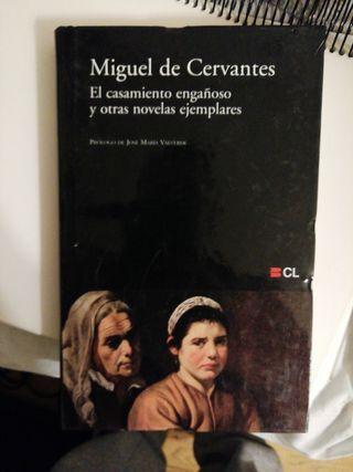 el casamiento engañoso y otras novelas ejemplares