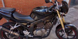 Moto hyosung GT comet 250cc