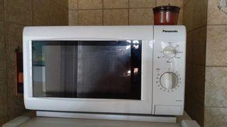 microondas Panasonic nn-k-105w grill