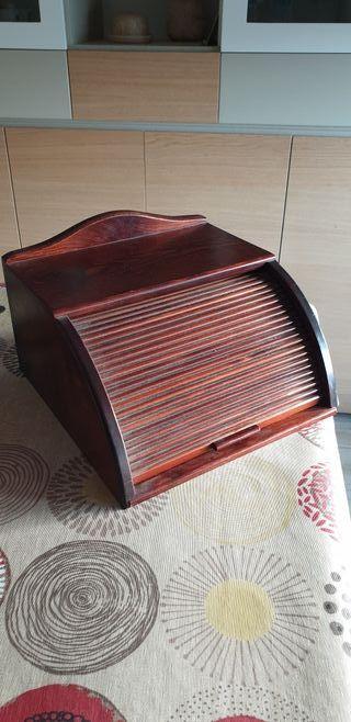 cajón de madera RUSTICO
