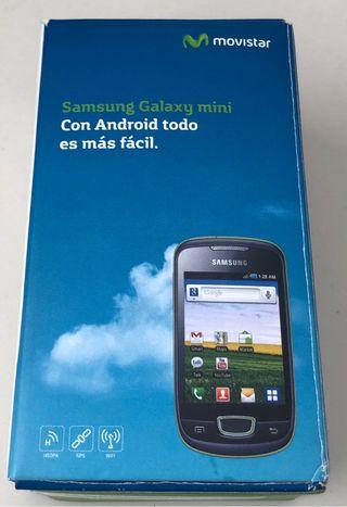 Samsung Galaxi Mini GT-S5570