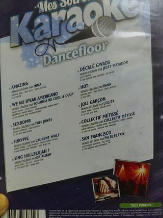 DVD karaoké