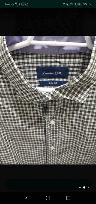 Camisa Hombre. Talla L/XL