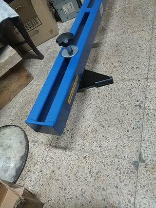 soporte para motores taller