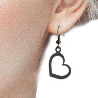 Lot collier et boucle d'oreille love