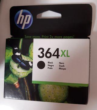 Cartucho impresora tinta negra 364xl