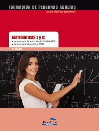 Libro Matemática para adultos Almadraba