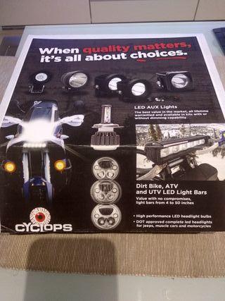 Yamaha Supertenere XT120Z kit lámparas led
