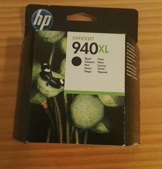 HP 940XL. Cartucho de tinta alto rendimiento