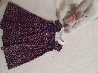 vestido de gocco talla 2-3