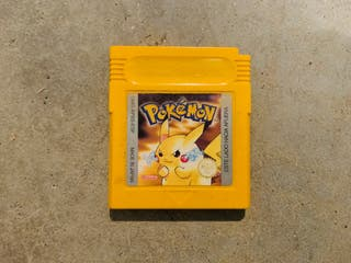 Pokémon Pikachu para Game Boy Original