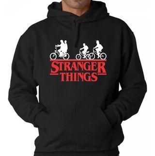 Sudadera Personalizada STRANGER THINGS Nueva