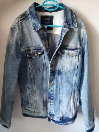 chaqueta jeans nueva
