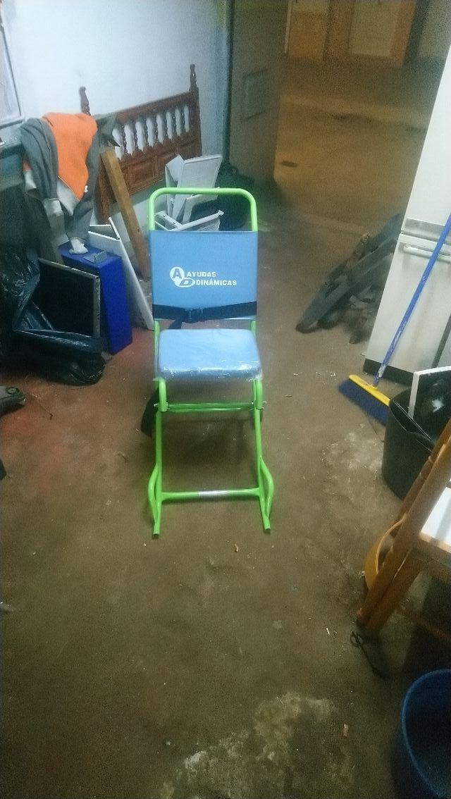 silla para discapacitados o movilidad reducida